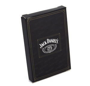 Jack Daniels Stainless Steel Business Card Case Thumbnail 2
