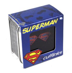 Cufflinks - Superman - Red On Blue Thumbnail 4