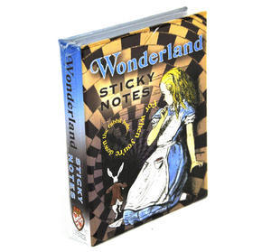 Alice In Wonderland Sticky Notes Thumbnail 1