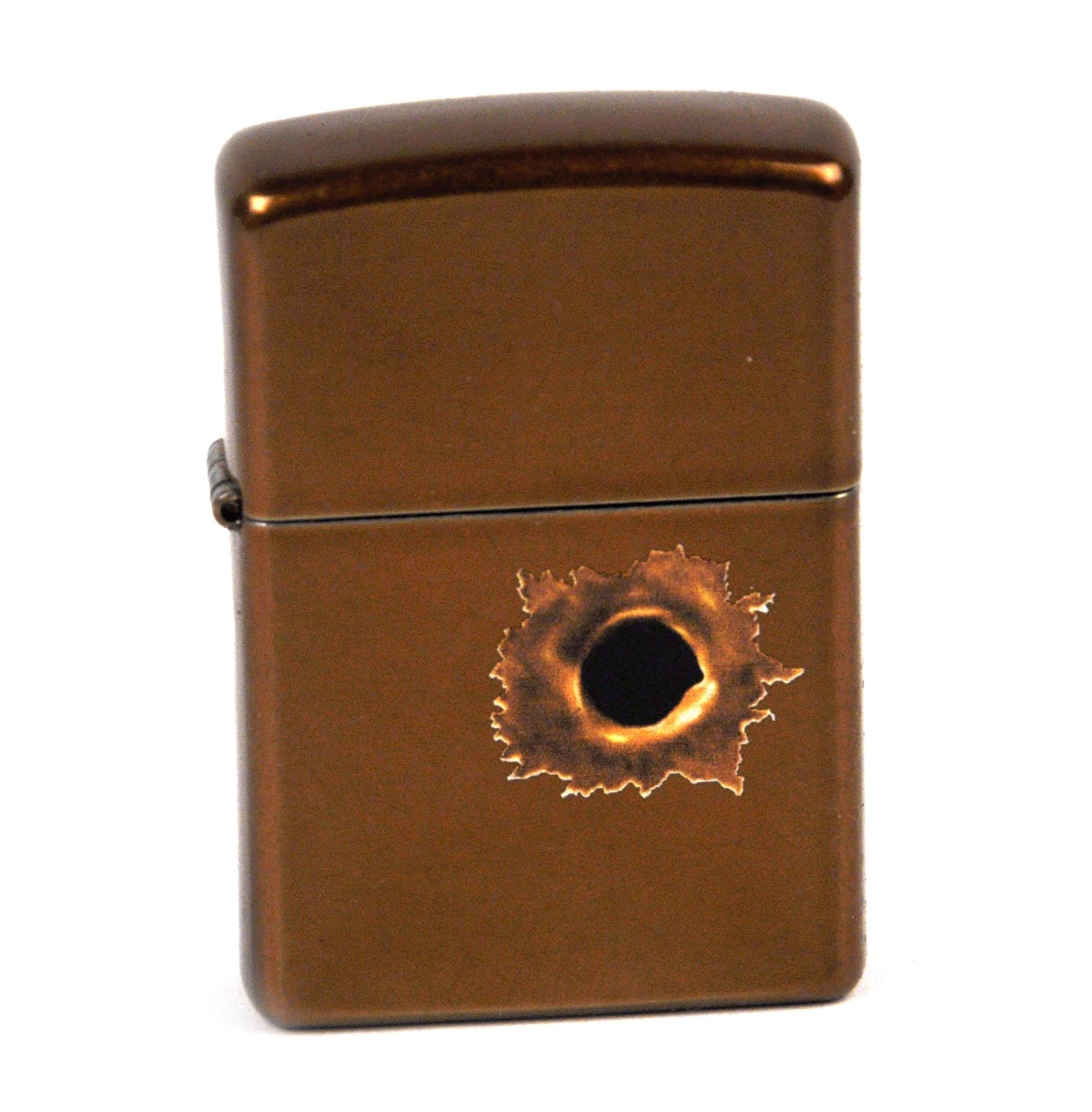 Zippo Bullet Hole Lighter