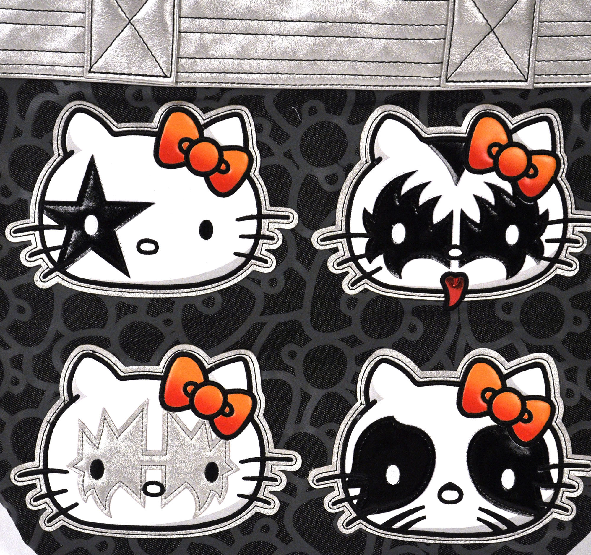 0767fff54e02 Hello Kitty Loungefly Kiss Tote Bag