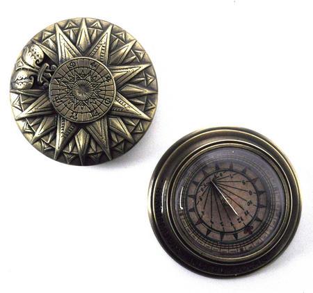 Solar Compass - Hemispherium Antique Scientific Instument