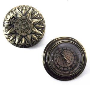 Solar Compass - Hemispherium Antique Scientific Instument Thumbnail 1