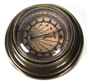 Solar Compass - Hemispherium Antique Scientific Instument Thumbnail 4