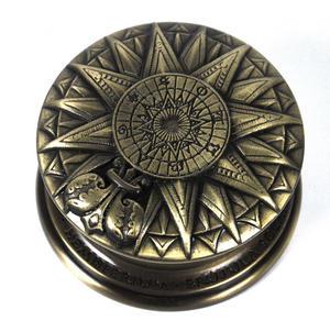 Solar Compass - Hemispherium Antique Scientific Instument Thumbnail 5