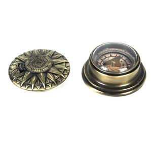 Solar Compass - Hemispherium Antique Scientific Instument Thumbnail 8