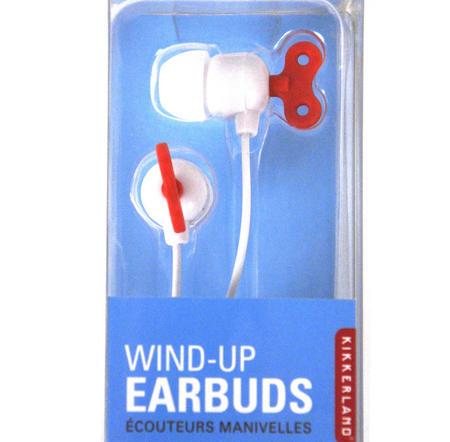 Ear Buds - Wind Up