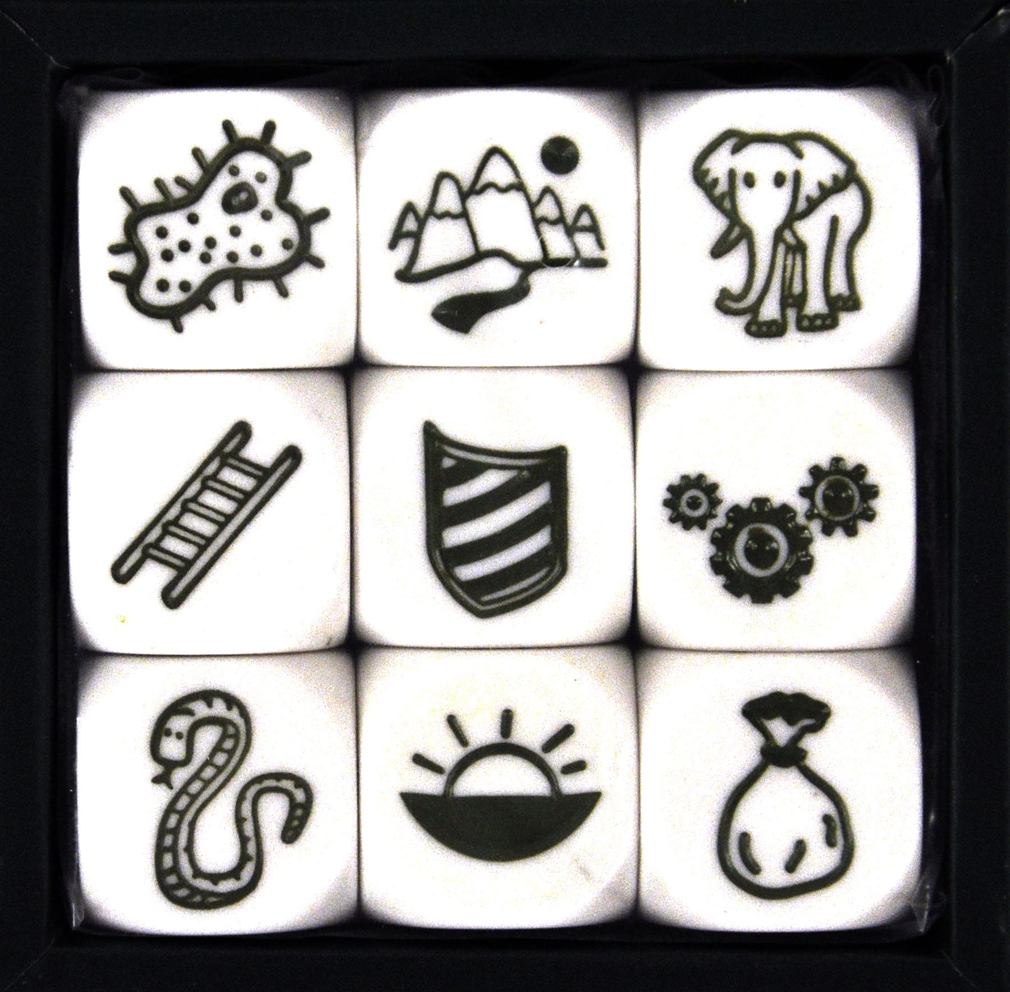 Rory S Story Cubes Voyages Pink Cat Shop