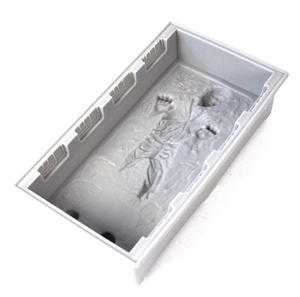 Star Wars Han Solo In Carbonite Ice Tray Thumbnail 3