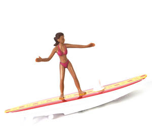 Clockwork Surfer Girl - Random Designs Thumbnail 4