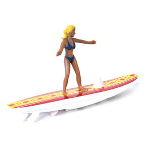 Clockwork Surfer Girl - Random Designs Thumbnail 2