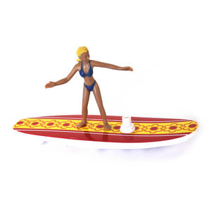Clockwork Surfer Girl - Random Designs Thumbnail 3