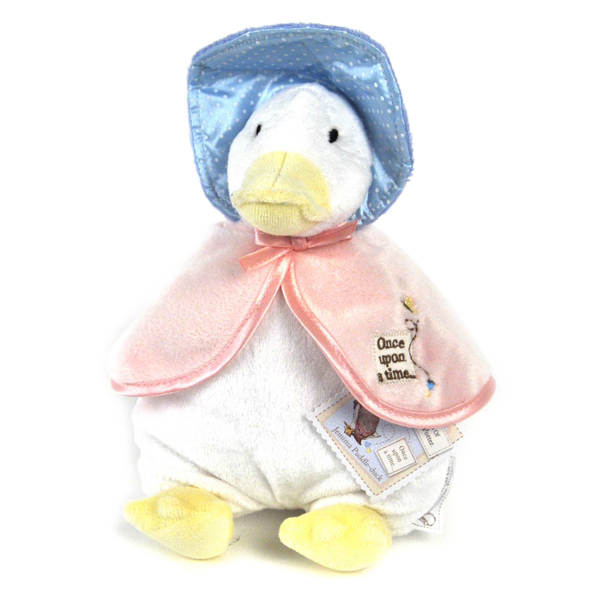 My First Jemima Puddle Duck Soft Toy Pink Cat Shop