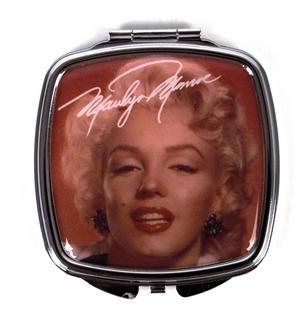 Marilyn Monroe 'Red Marilyn' Compact Mirror