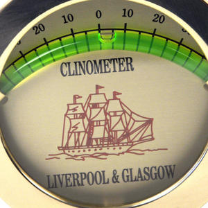 Classic Clinometer - For A Level Vessel Thumbnail 7