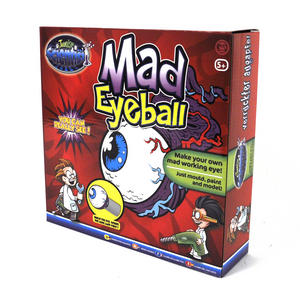 Mad Eyeball Set - Construct A Working Eyeball! Thumbnail 1