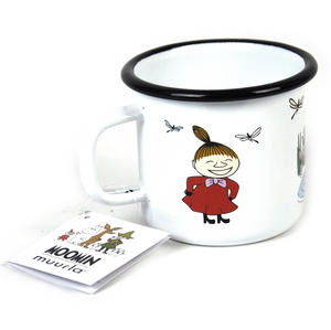 Little My - 37 cl Moomin Muurla Enamel Mug Thumbnail 2