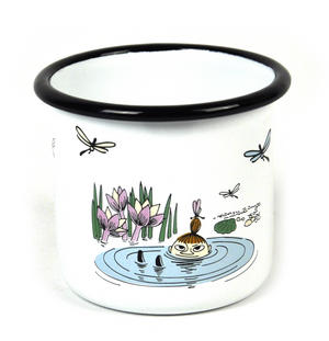Little My - 37 cl Moomin Muurla Enamel Mug Thumbnail 3