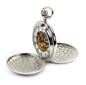 Gold Welsh Dragon Pocket Watch Thumbnail 4