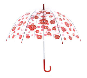 Red Lips Umbrella