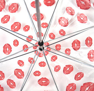 Red Lips Umbrella Thumbnail 4