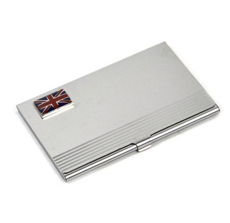 Great Britain Business Card Case - British Union Jack