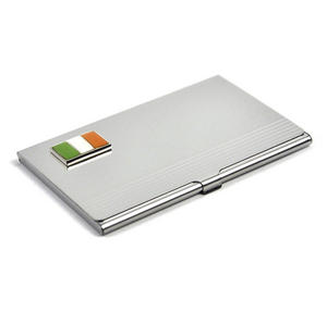 Ireland Business Card Case - Irish Tri Colour Thumbnail 2