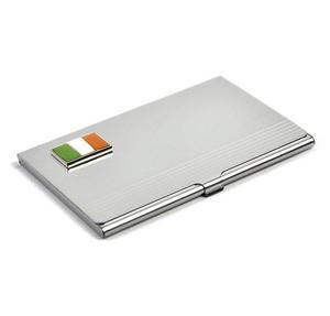 Ireland Business Card Case - Irish Tri Colour Thumbnail 2