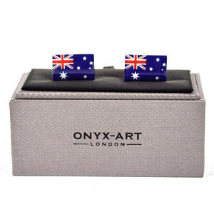 Cufflinks - Australia - Australian Flag Thumbnail 2