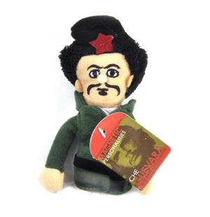 Che Guevara Finger Puppet & Fridge Magnet Thumbnail 1