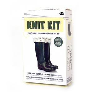Knit Kit - Boot Cuffs Thumbnail 2