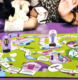 Crazy Cat Lady Board Game Thumbnail 2