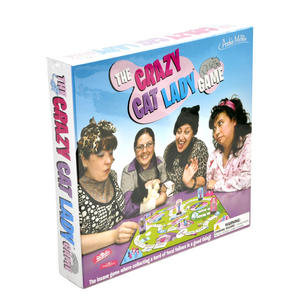 Crazy Cat Lady Board Game Thumbnail 4