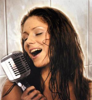 Microphone Shower Head Thumbnail 1