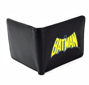 Batman Retro Logo Bi-Fold Wallet Thumbnail 3