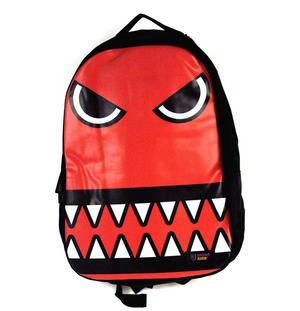 Red Monster Backpack Thumbnail 2