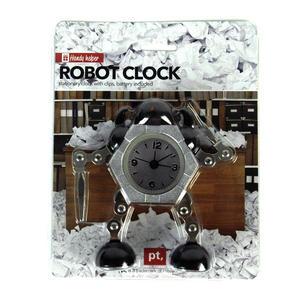 Robot Clock Thumbnail 1