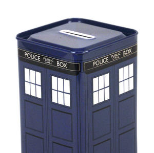 Tardis Money Box Thumbnail 2
