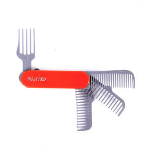 Pocket Army Comb - 4 Comb Combo Thumbnail 1