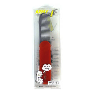Pocket Army Comb - 4 Comb Combo Thumbnail 3