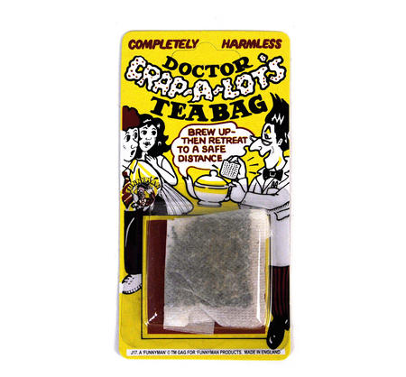 Doctor Crap-A-Lot's Teabags