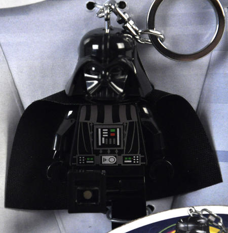 Star Wars Darth Vader Lego Keyring