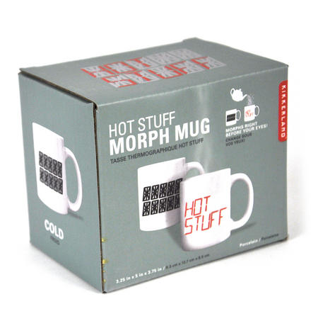 Hot Stuff Heat Change Morph Mug