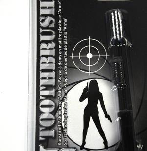 Gun Toothbrush Thumbnail 1