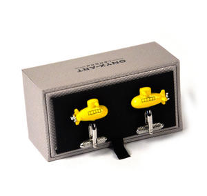 Cufflinks - Yellow Submarine Thumbnail 2