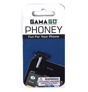 Phoney - Moustache Mobile Phone Cell Decor Thumbnail 2
