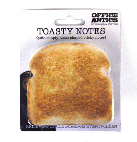 Toasty Notes - Sticky Notes