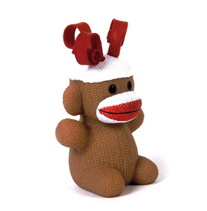 Sock Monkey Curly Pops Thumbnail 3