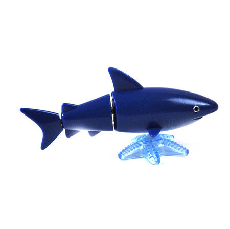 Wind Up Jaws - The Clockwork Shark
