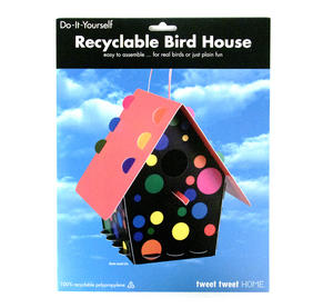 Diy Bird House - Dots Design Thumbnail 2